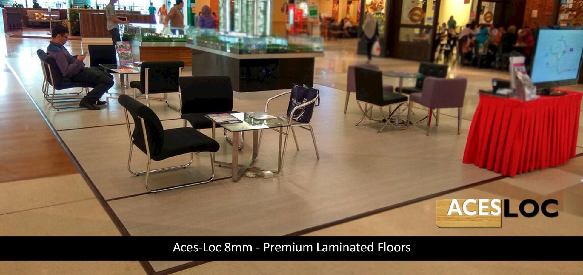 Malaysia Flooring Supplier Premium Laminated Flooring Luxury