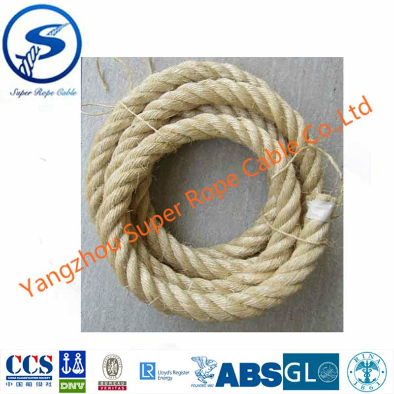 100% natural sisal rope hemp rope 4-60mm,Natural Sisal
