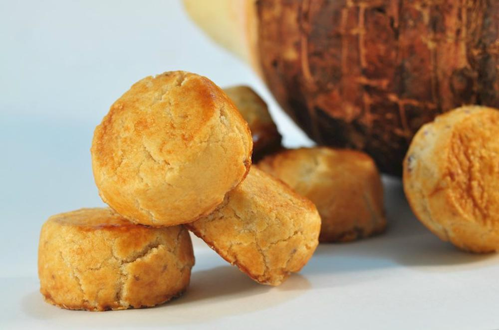 300g Yam Cookies - Tin