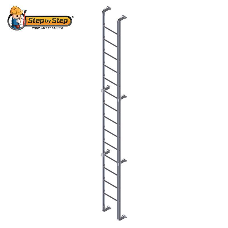 Step By Step Aluminium Cat Ladder Ladder Technology