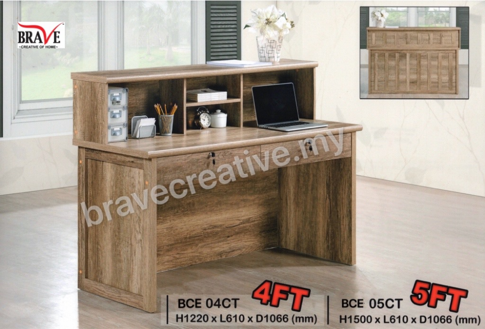 BCE 04 CT &05 CT COUNTER TABLE