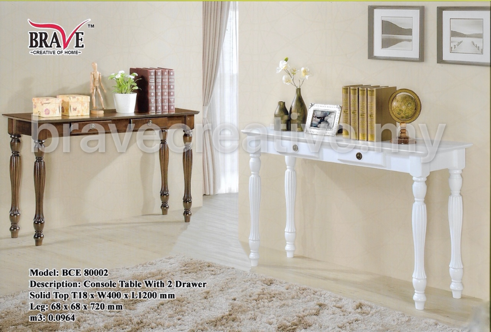 BCE 80002 CONSOLE TABLE