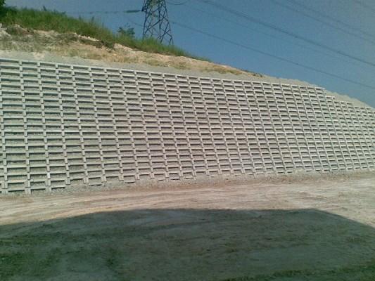 CT CribTM Retaining Wall System