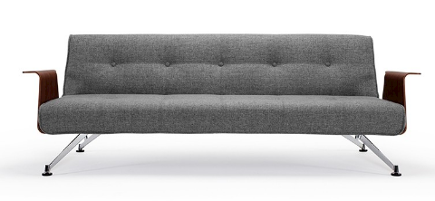 Clubber Sofa Bed With Arms Ambient