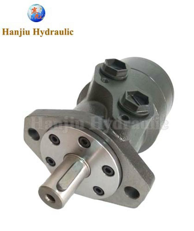 Compact Volume Low Speed High Torque Hydraulic Motor BMR For