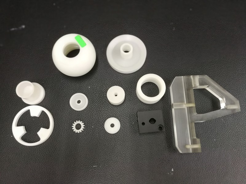 Delrin and Acrylic Parts