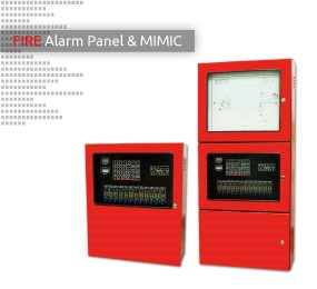 Fire Alarm Panel Amp Mimic Program Electronic Sdn Bhd