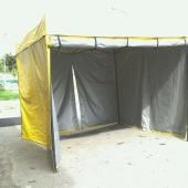 Fordable Tent