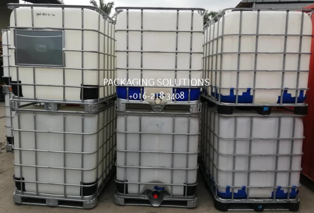 Container ibc 1000 l 500l 800l