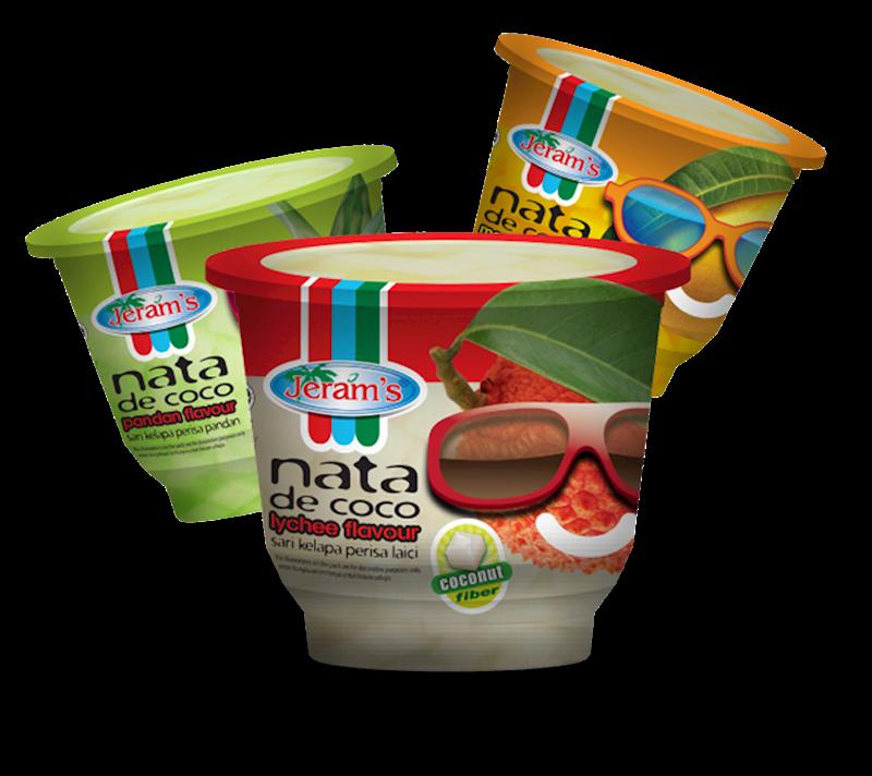 Jeram Nata De Coco
