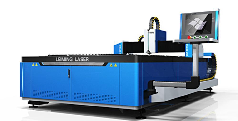 LEIMING open type fiber laser cutting machine LMN3015G
