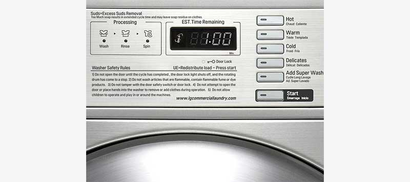 Lg Giant-C Plus Washer