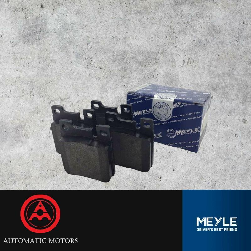 For Mercedes W203 C230 C280 Front /& Rear Brake Discs Pads /& Sensors KIT Meyle