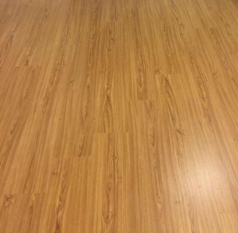 Ma Core Heavy Duty Premium Laminate Floor 8mm Ners Teak