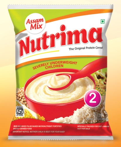 Nutrima - Baby Cereal for Sam