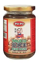POPO Soy Bean Paste (Whole Bean) - 460Gm