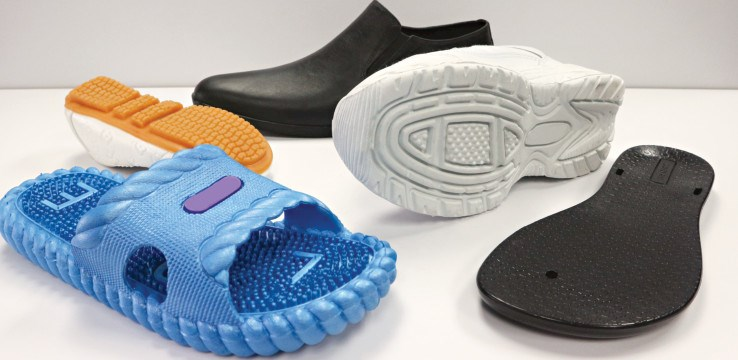 PVC Compound For Footwear