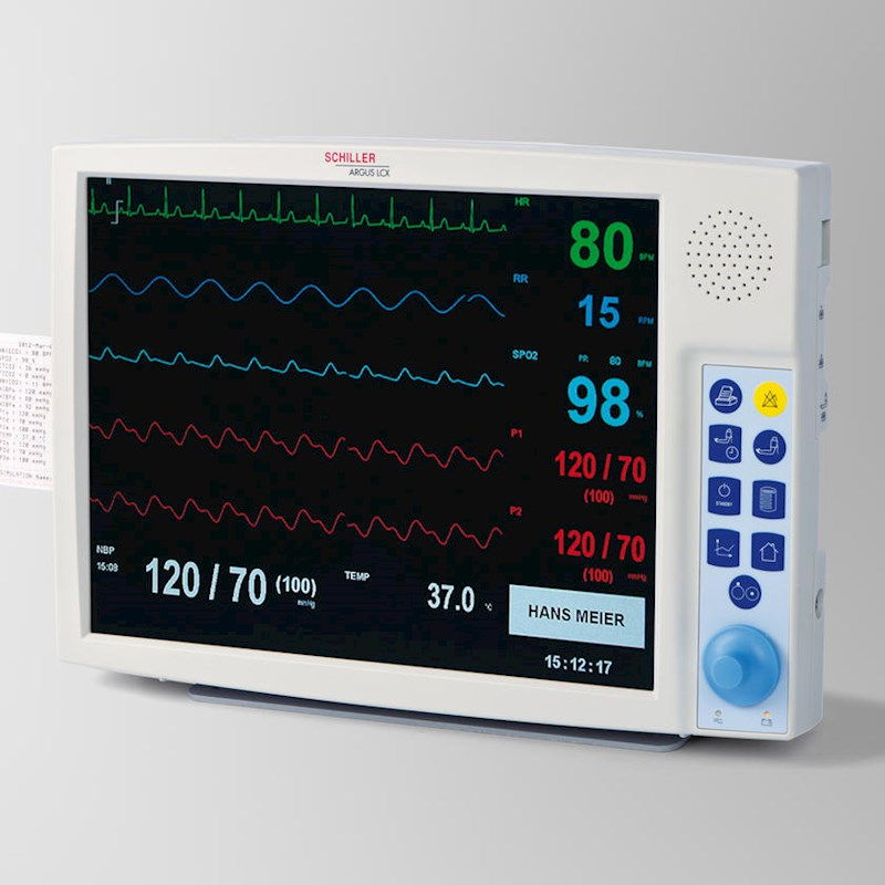Patient Monitor (Argus Lcx)