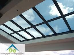 Polycarbonate Roofing - De Skylight Roofing Sdn Bhd