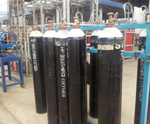 Purified Gas Southern Industrial Gas Sdn Bhd Johor Malaysia