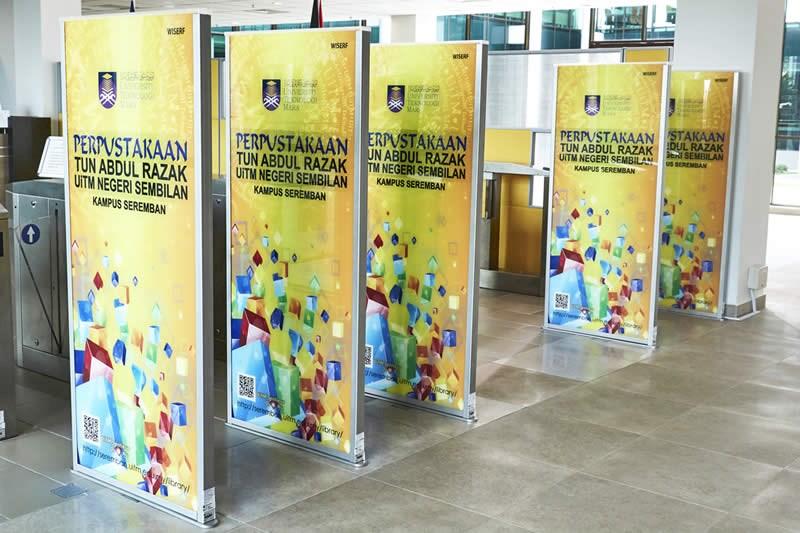 Rfid Detection Security Gate Wiserf Technologies Sdn Bhd Selangor Malaysia