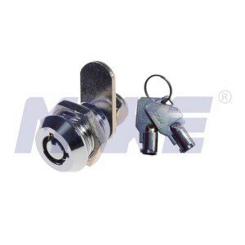 Small Pin Tumbler Cam Lock, Zinc Alloy