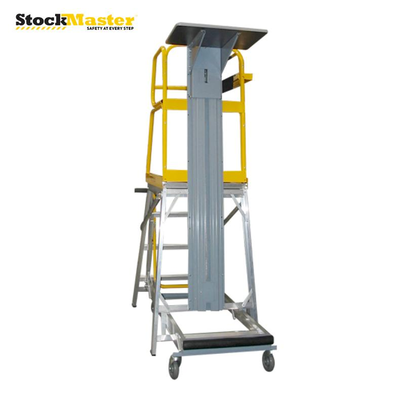 Stockmaster Stockmaster Lift Truck Manual Ladder