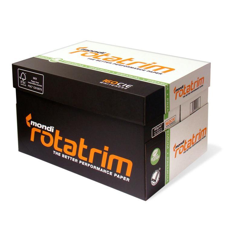 TYPEK MONDI ROTATRIM DOUBLE A Photocopy Printing A4 Copy Paper 80gsm 75gsm 70gsm A3 White Copier Paper