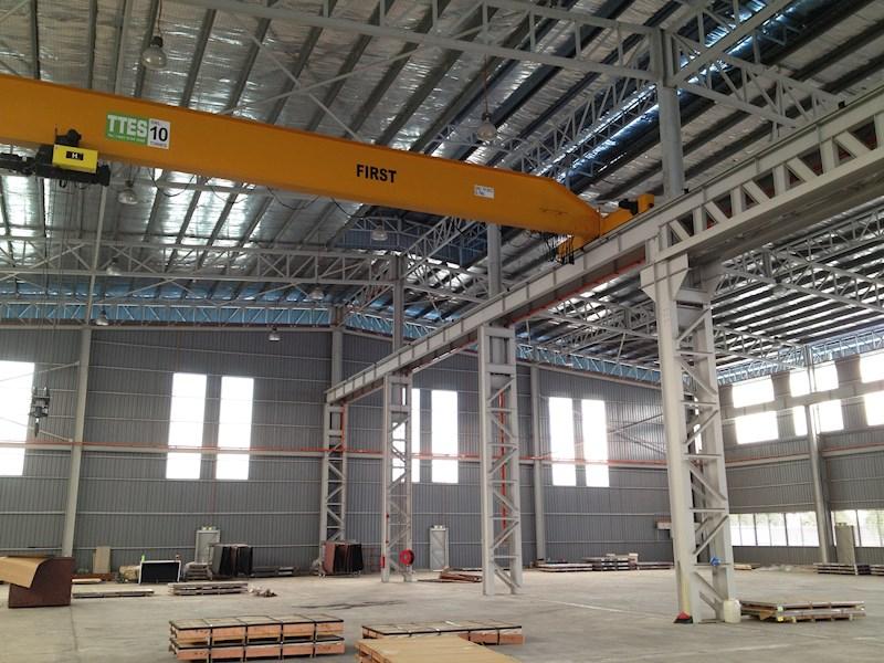 Vertex - Overhead Crane 16